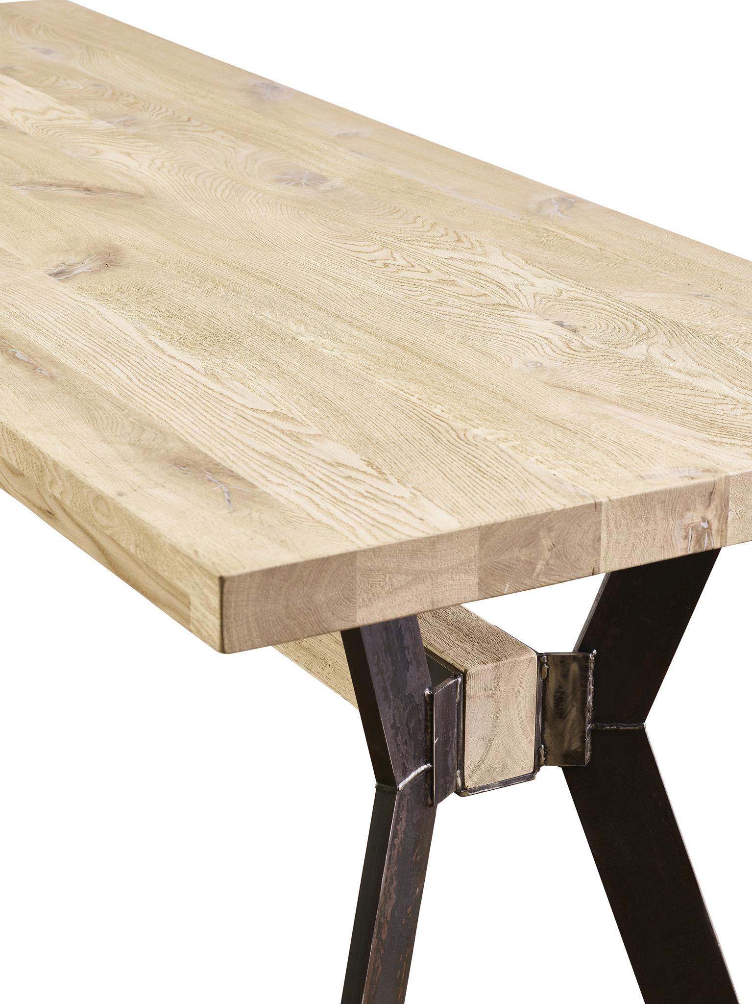 Tafel Eiken tafel - Praag