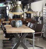 Eiken houten tafel - Kansas