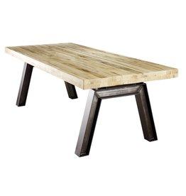 Oud eiken tafel - Krakau
