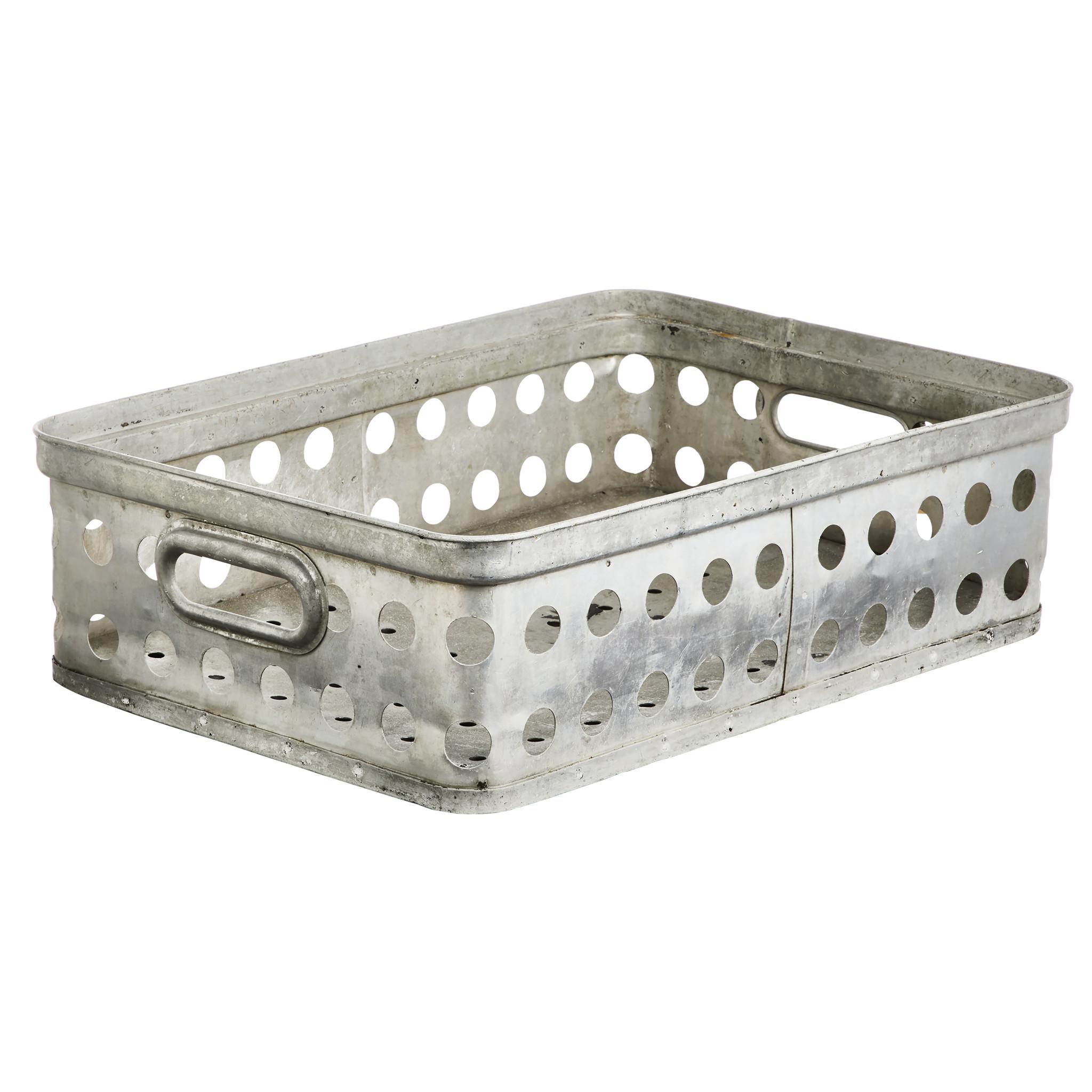 Eiermand/aluminium stapelkrat