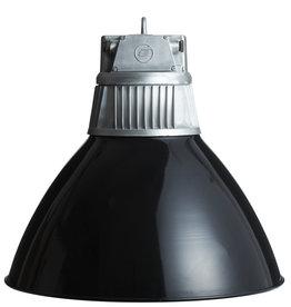 Industriële lamp - levi gepolijste ribkop