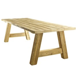 Tafel Houten tafel - Colmar