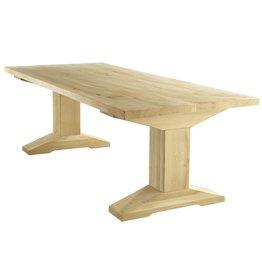 Tafel Eiken houten tafel - Turijn