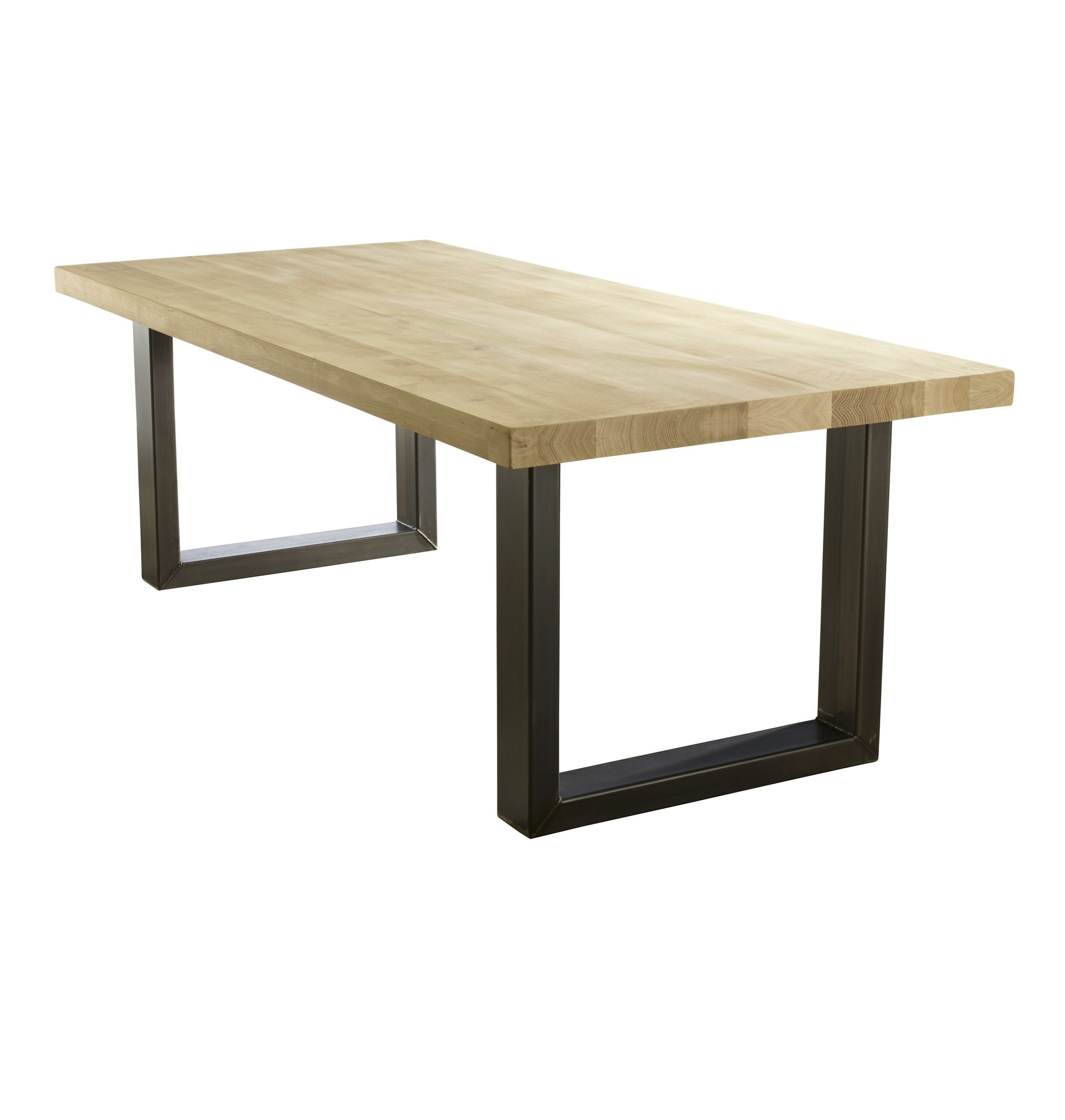 Eiken houten tafel - Washington slim
