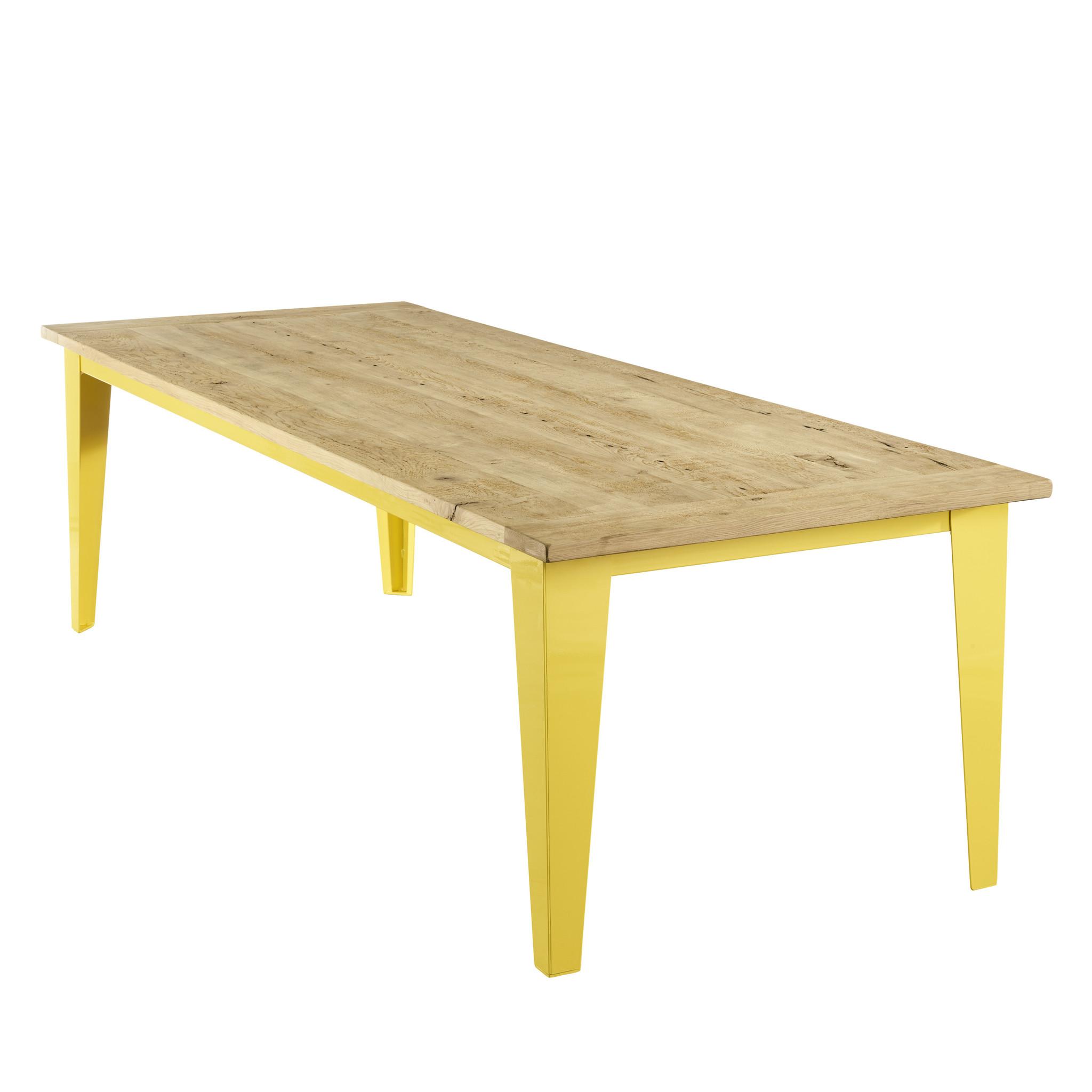 Tafel Houten tafel Malaga