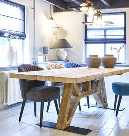 Tafel Oud balken houten tafel - Flying Dutchman