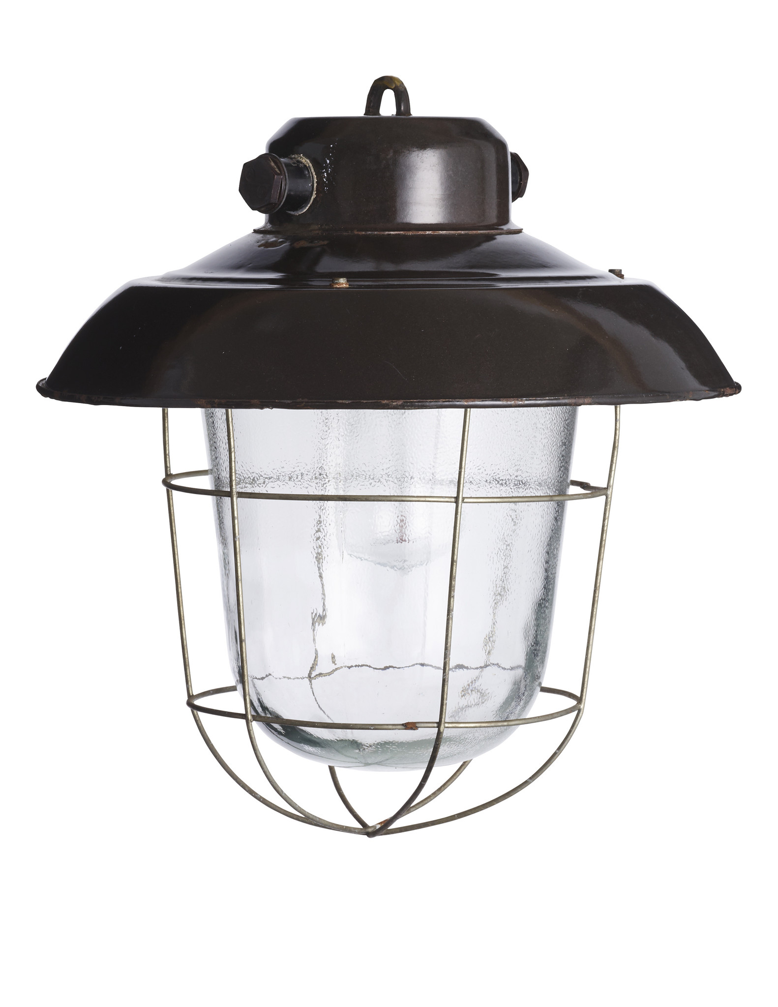 Industriële korf lamp - Toby