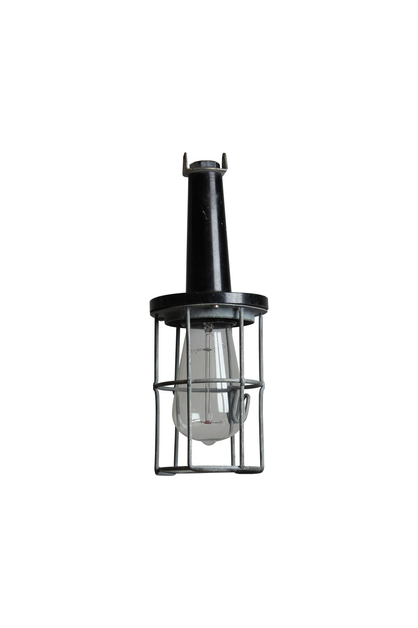 Industriële lamp - Vintage looplamp