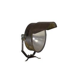 Vintage theaterlamp