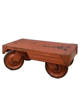 oldwood industriele trolley
