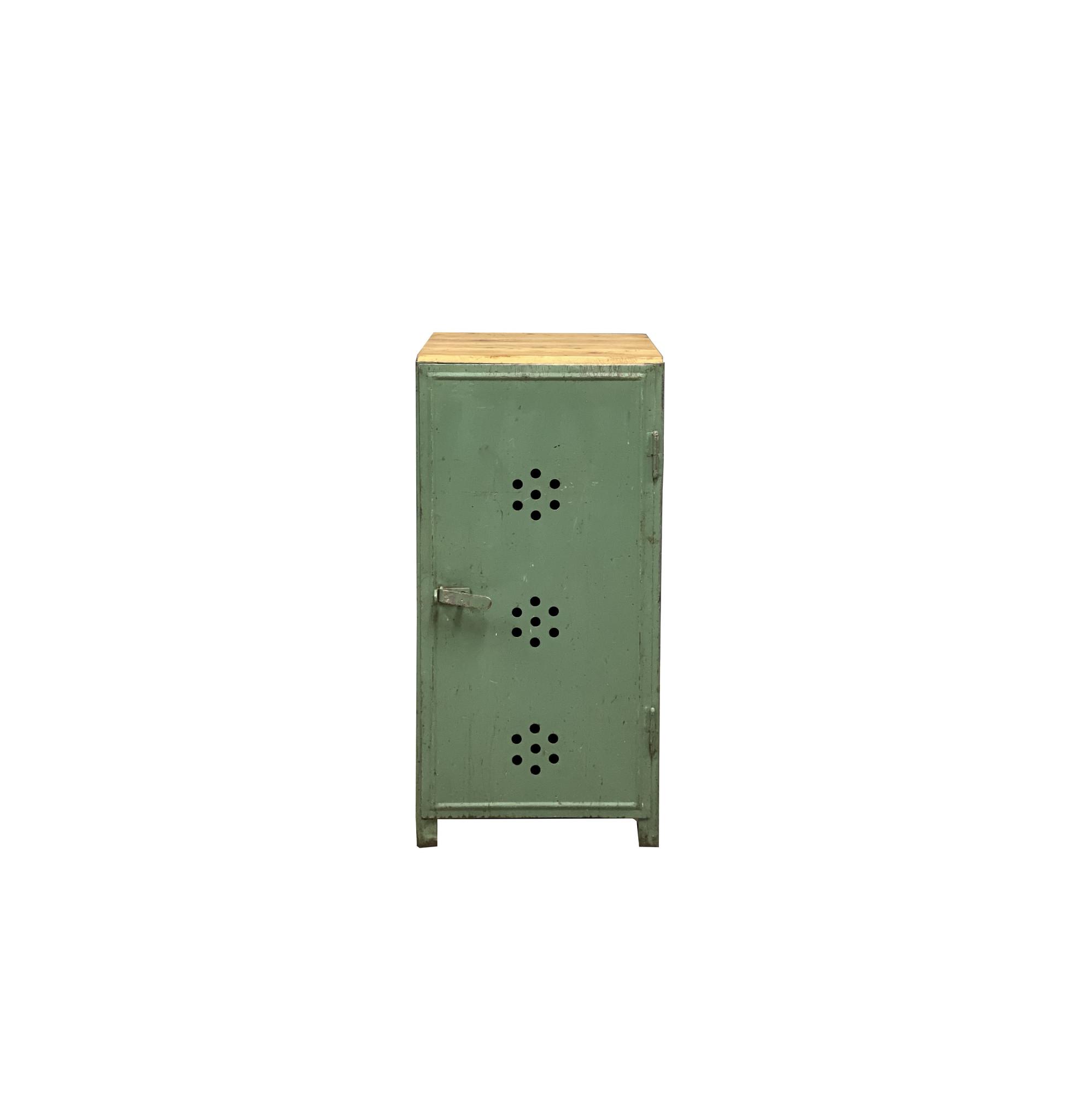 Industrieel meubel Industrieel kastje  - Copy