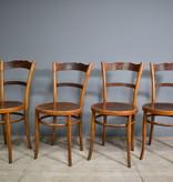 oldwood set stoelen jaren 30