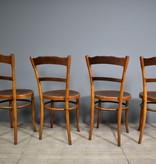 oldwood (Gereserveerd) set stoelen jaren 30