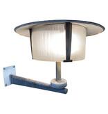 lamp Industriële lamp - Vintage Straatlamp / Straatlantaarn