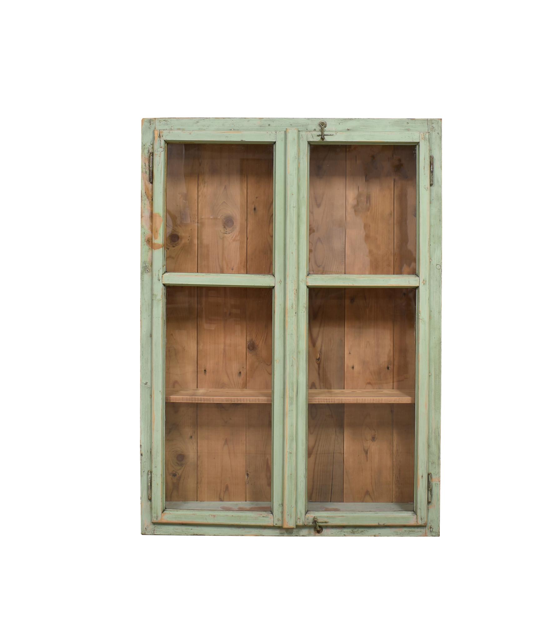 oldwood vintage inbouwkast