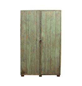 kast houten werkkast