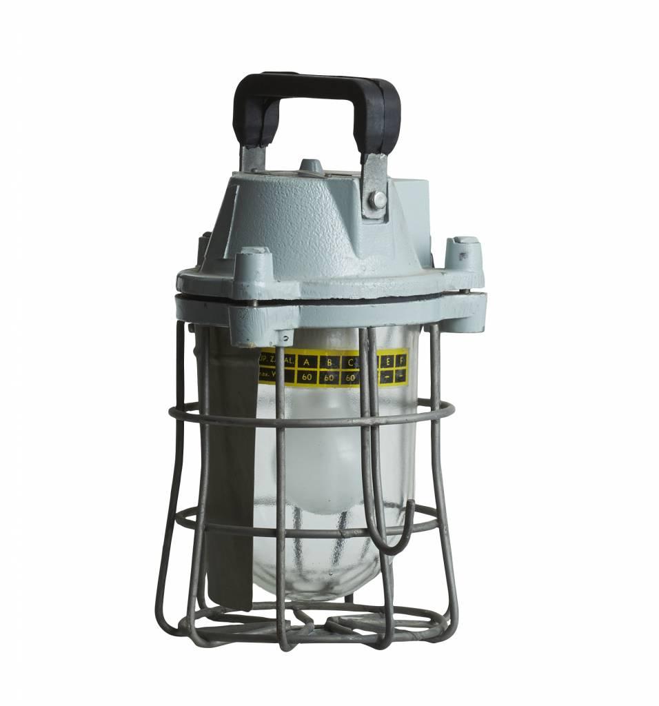 Industriële lampen - mijnwerkerslamp