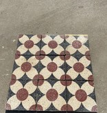 vloertegels met patroon