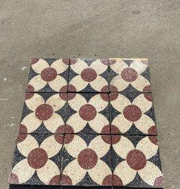 vloertegel  met patroon