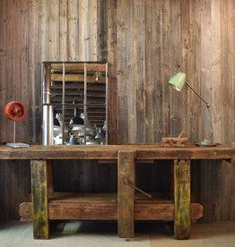 oldwood Vintage timmermans werkbank