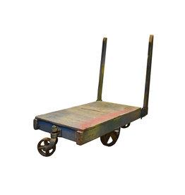 Industriële trolley (salontafel)