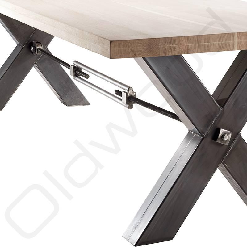 Oak wooden table - Kansas
