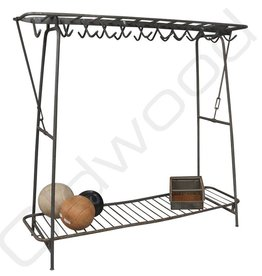 Industrial Vintage Stations Coat rack - metal