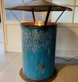 Schoorsteen lamp
