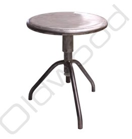 Industrial vintage stool