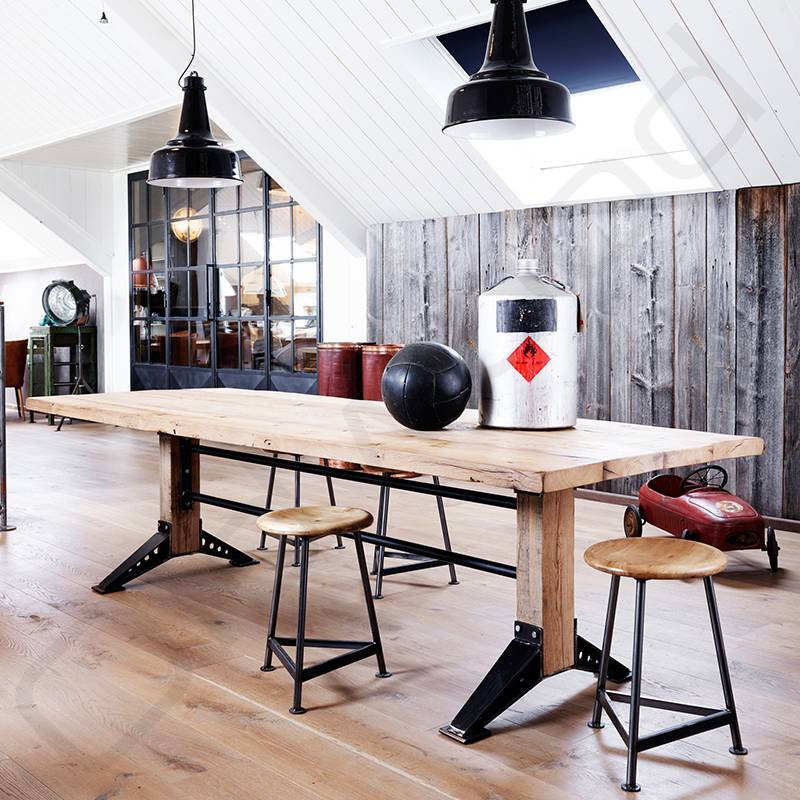 Tafel Old oak table - Graz