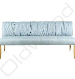 Dining room sofa - Vegas Bench 200 Sierra Blue