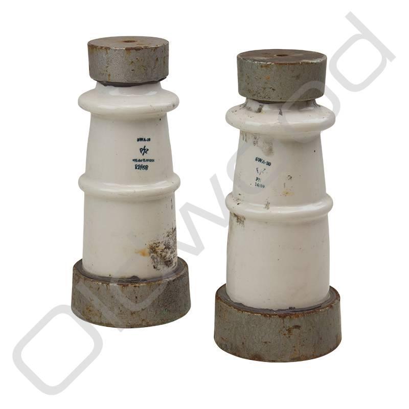 Industriële porseleinen hoogspanning isolator