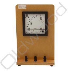 Vintage ammeter