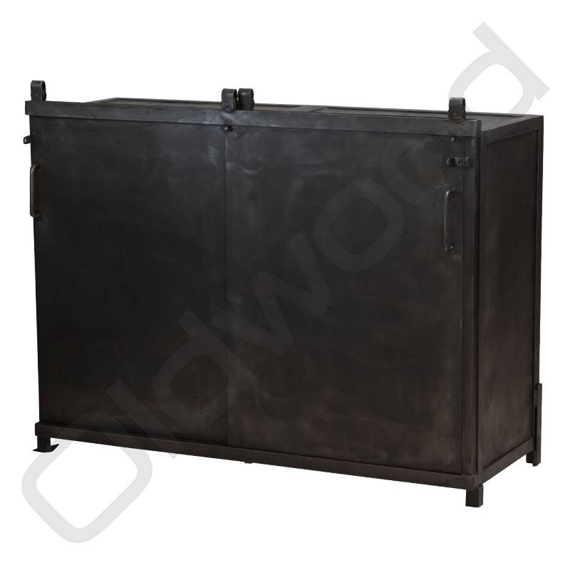 Industrieel meubel Metal industrial file cabinet