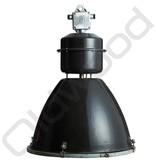 Industriële lamp - Viktor zwart