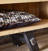 Tv meubel / dressoir met metalen poten