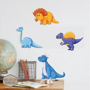 Walldecor Dinosaurus muurstickers set A