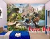 Foto-, posterbehang