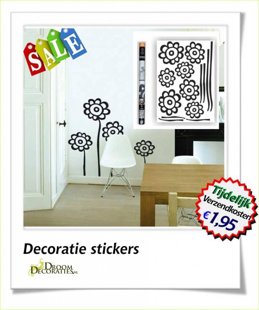 Foto Decoratie Muur.Uitverkoop Sale Bloemen Muur Meubel Decoratie Stikkers Model