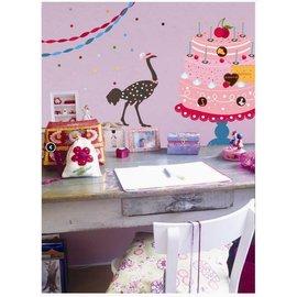 Uitverkoop SALE Party cake herbruikbare decoraties
