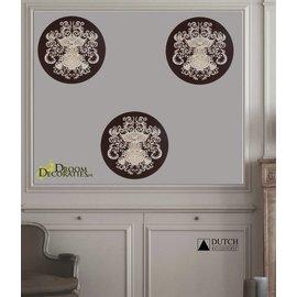 Uitverkoop SALE Decoratiestickers Oriental