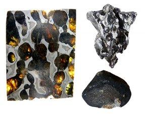 Welke meteorieten zijn er?