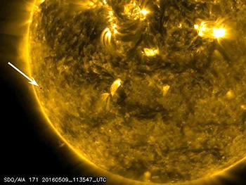 Mercurius, de kleine planeet bij de zon