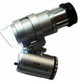 mini microscoo 45x met led verlichting