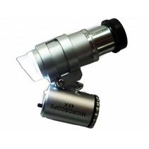 mini microscoop 45x met led verlichting