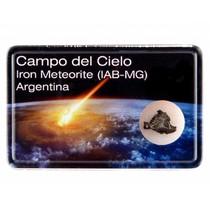 Meteoriet in doosje