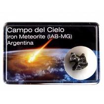 Campo del Cielo meteoriet in doosje