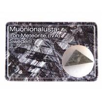 Muonionalusta meteoriet in doosje