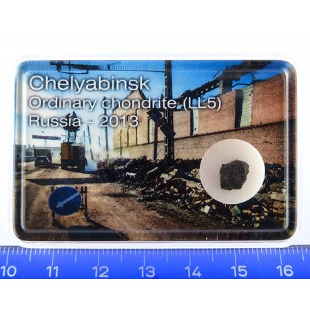 Chelyabinsk meteoriet - Schade