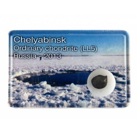 Chelyabinsk meteoriet - krater